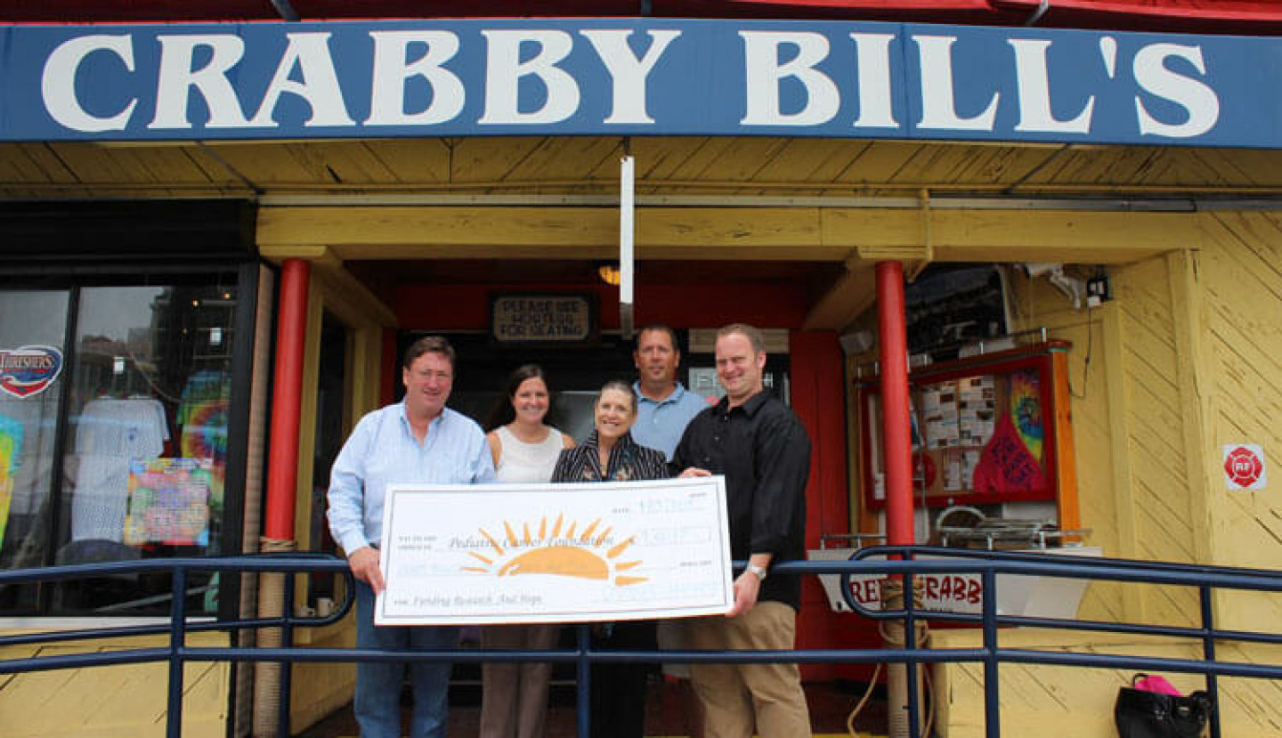 2014-4 Crabby's Begins Partnership